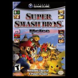 Super Smash Bross Melee GC (SP)