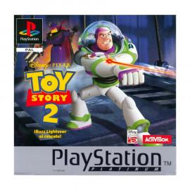 Toy Story 2/ Buzz Lightyear al rescate Platinum PSX (SP)