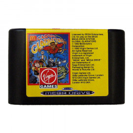 Global Gladiators Mega Drive