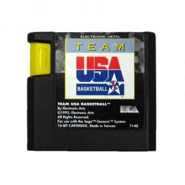 Team USA Basketball Mega Drive