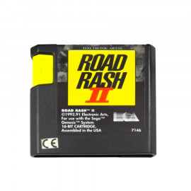 Road Rash 2 Mega Drive