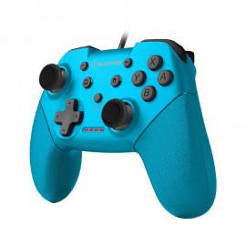 Mando con Cable BlackFire Neon Blue Switch