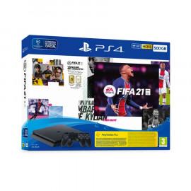 PlayStation 4 500 GB + 2 Dual Shock 4 + Fifa 21