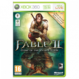 Fable II GOTY Xbox360 (SP)