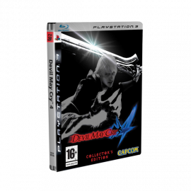 Devil May Cry 4 Ed. Coleccionista PS3 (SP)
