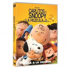 Carlitos y Snoopy La pelicula de Peanuts BluRay (SP)