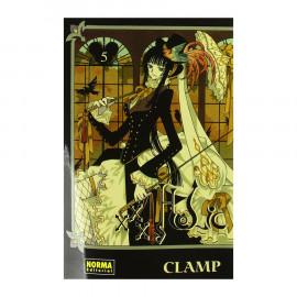 Manga xxxHolic Clamp Norma 05