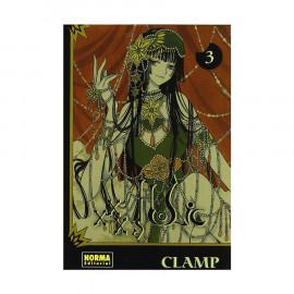 Manga xxxHolic Clamp Norma 03