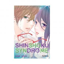 Manga Shinshoku Syndrome Tomo Unico Ivrea