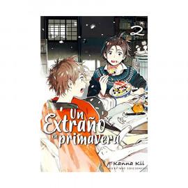 Manga Un Extraño en Primavera Milky Way 02