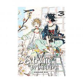 Manga Un Extraño en Primavera Milky Way 03
