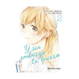 Manga Y Sin Embargo Te Quiero Planeta 02