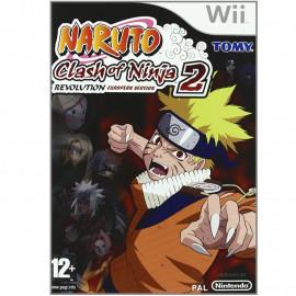 Naruto Clash of Ninja Revolution 2 Wii (SP)