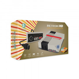 Consola Retro Retron HD NES con Mando Gris