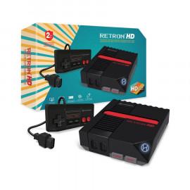 Consola Retro Retron HD NES con Mando Negro