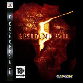 Resident Evil 5 PS3 (SP)