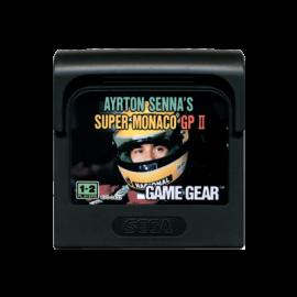 Ayrton Sennas Super Monaco GPII GG
