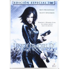 Underworld Evolution Ed. Especial 2 DVD