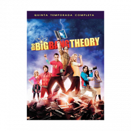 The Big Bang Theory Temporada 5 (24 Cap) DVD