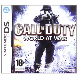 Call of Duty World at War DS (SP)