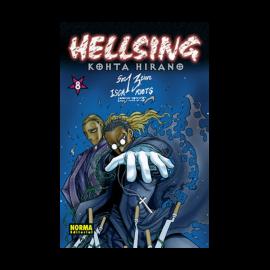 Manga Hellsing Norma 08