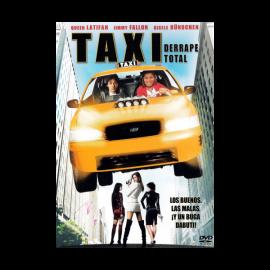 Taxi Derrape total DVD