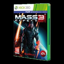 Mass Effect 3 Xbox360 (SP)