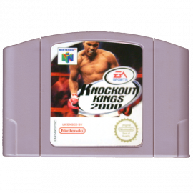 Knockout Kings 2000 N64
