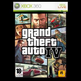 GTA IV Xbox360 (SP)