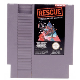 Rescue The Embassy Mission NES