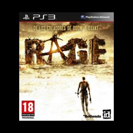 Rage PS3 (SP)