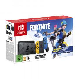 Nintendo Switch Edicion Especial Fortnite