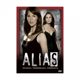 Alias Temporada 4 (22 Cap) DVD