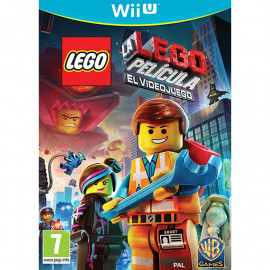 Lego La Pelicula El Videojuego Wii U (SP)