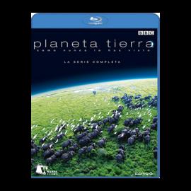 Planeta Tierra Serie Completa BluRay (SP)