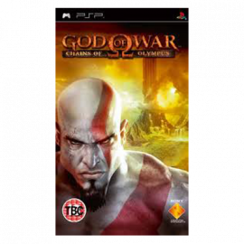 God of War Chains of Olympus PSP (SP)