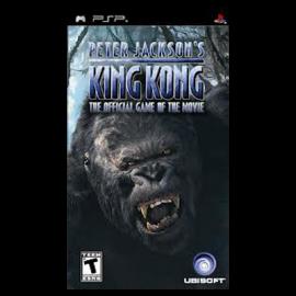 Peter Jacksson's King Kong PSP (SP)