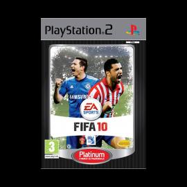 FIFA 10 Platinum PS2 (SP)