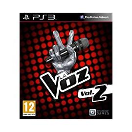 La Voz 2 PS3 (SP)