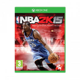 NBA 2k15 Xbox One (SP)