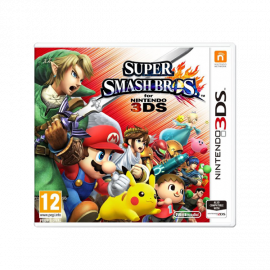 Super Smash Bros 3DS (SP)