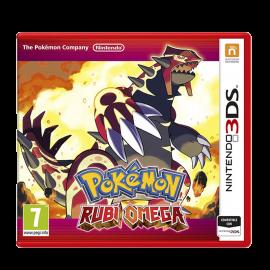 Pokemon Rubi Omega 3DS (SP)