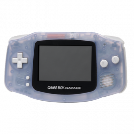 Game Boy Advance Transparente