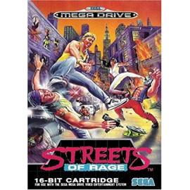 Streets of Rage Mega Drive A