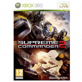 Supreme Commander 2 Xbox360 (SP)