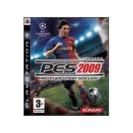 PES 2009 PS3 (SP)