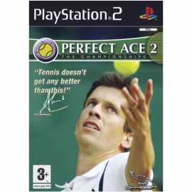 Perfect Ace 2 - The championships PS2 (SP)