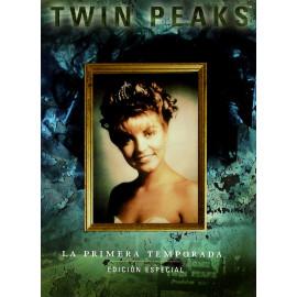 Twin Peaks Temporada 1 Ed. Especial (8 Cap) DVD