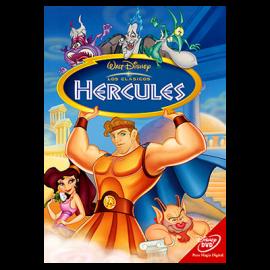 Hércules Disney DVD