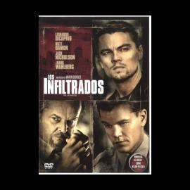 Infiltrados DVD